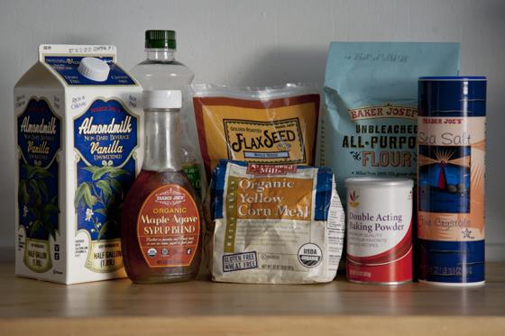 Vegan Cornbread Recipe Ingredients