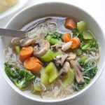 Asian-Inspired Noodle Soup