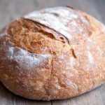 Simple Rustic Bread
