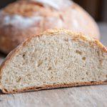 Simple Rustic Bread