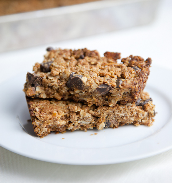 Protein-Packed Granola Bars