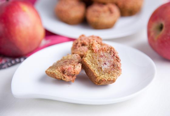 Juicer Pulp Muffins