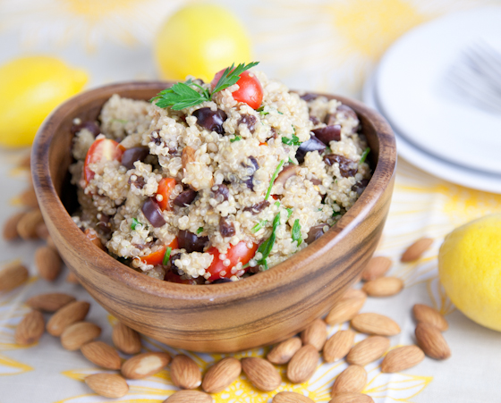 Moroccan-Inspired Quinoa Salad