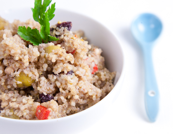 Quick & Easy Quinoa Salad
