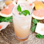 Grapefruit Ginger Spritzer