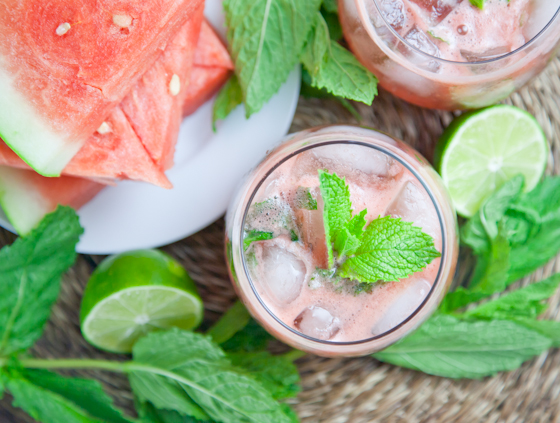 Watermelon Mojito Perfection