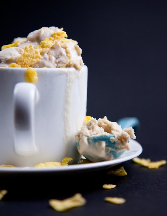 Vegan Secret Breakfast Ice Cream