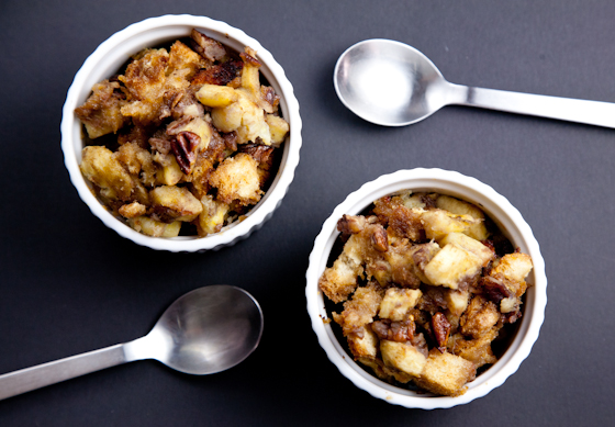 Slow Cooker Banana Brown Betty