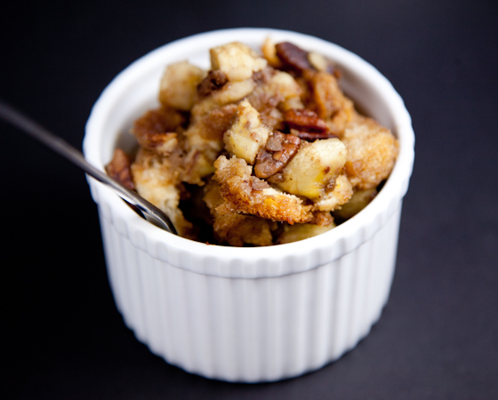 Robin Robertson's Banana Brown Betty