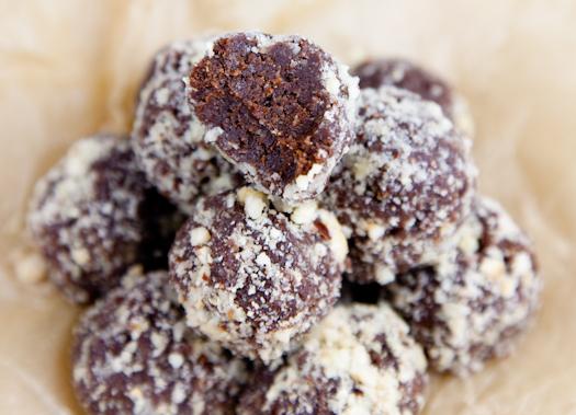 Vegan Nutella Balls