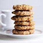 Gluten-Free Oatmeal Goji Berry Cookies
