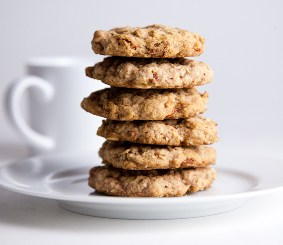 GF Oatmeal Goji Berry Cookies