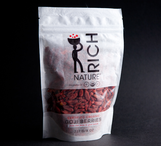Rich Nature Goji Berries