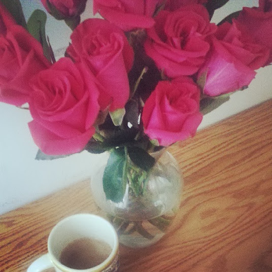 Coffee & Roses