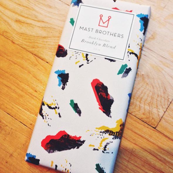 Mast Brothers Brooklyn Blend Chocolate