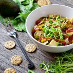 Vegan Savory Oatmeal