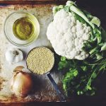 In the Kitchen: Cauliflower Millet Mash & Indian Stew