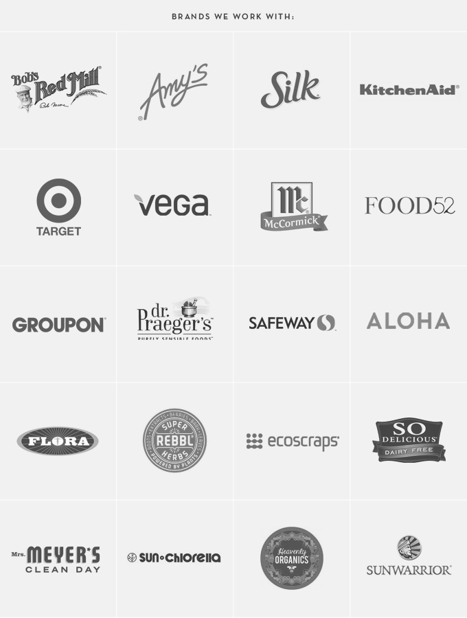 Brands We Work With | picklesnhoney.com