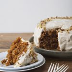 Hippie Vegan Carrot Cake