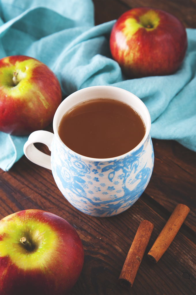Simple Chai Apple Cider 3 ways | picklesnhoney.com