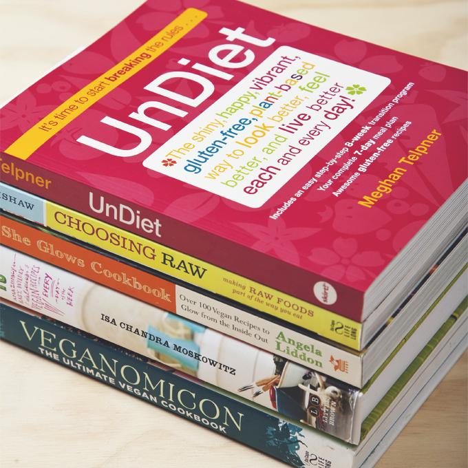 My Top 5 Favorite (Plant-Based) Cookbooks | picklesnhoney.com