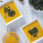 Freezer-Friendly Pumpkin Soup (Vegan & Gluten-Free) | picklesnhoney.com