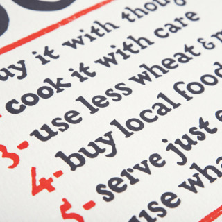 Food Rules & Other Words to Live By