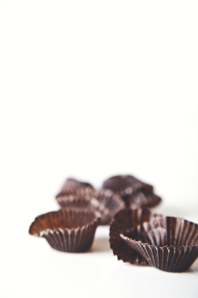 Easy 2-layer Chocolate Peanut Butter Fudge (Vegan, Gluten & Processed Sugar-Free) | picklesnhoney.com