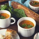 One Pot Creamy Tomato Soup
