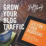 NEW SEO for Food Bloggers eBook!