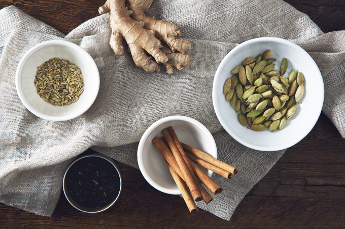 Perfect Vegan Chai Latte   picklesnhoney.com