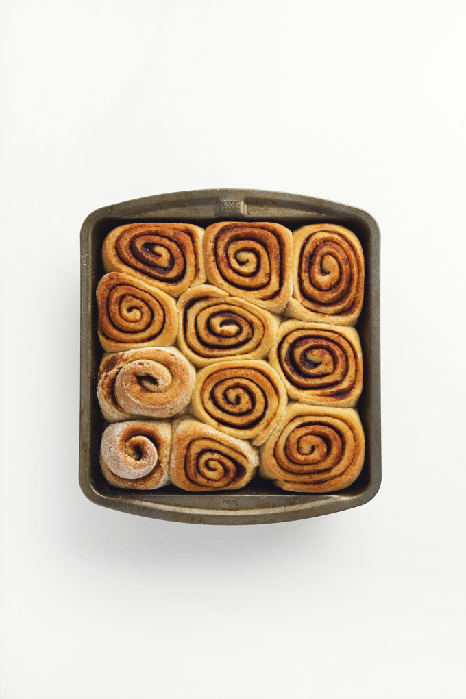 Easy Vegan Cinnamon Rolls   picklesnhoney.com