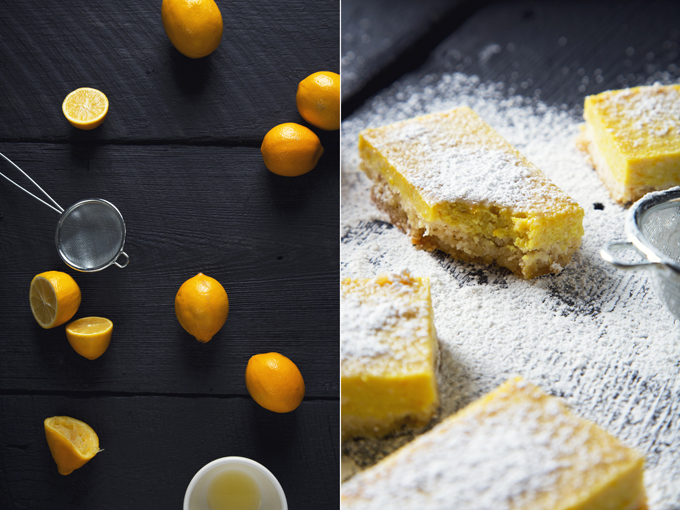Gluten-Free Vegan Lemon Bars (Refined Sugar-Free, Grain-Free)   picklesnhoney.com