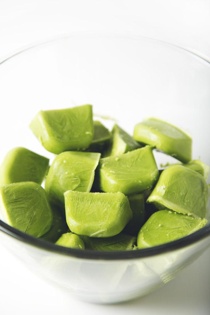Vegan Mint Oreo Blizzard   picklesnhoney.com
