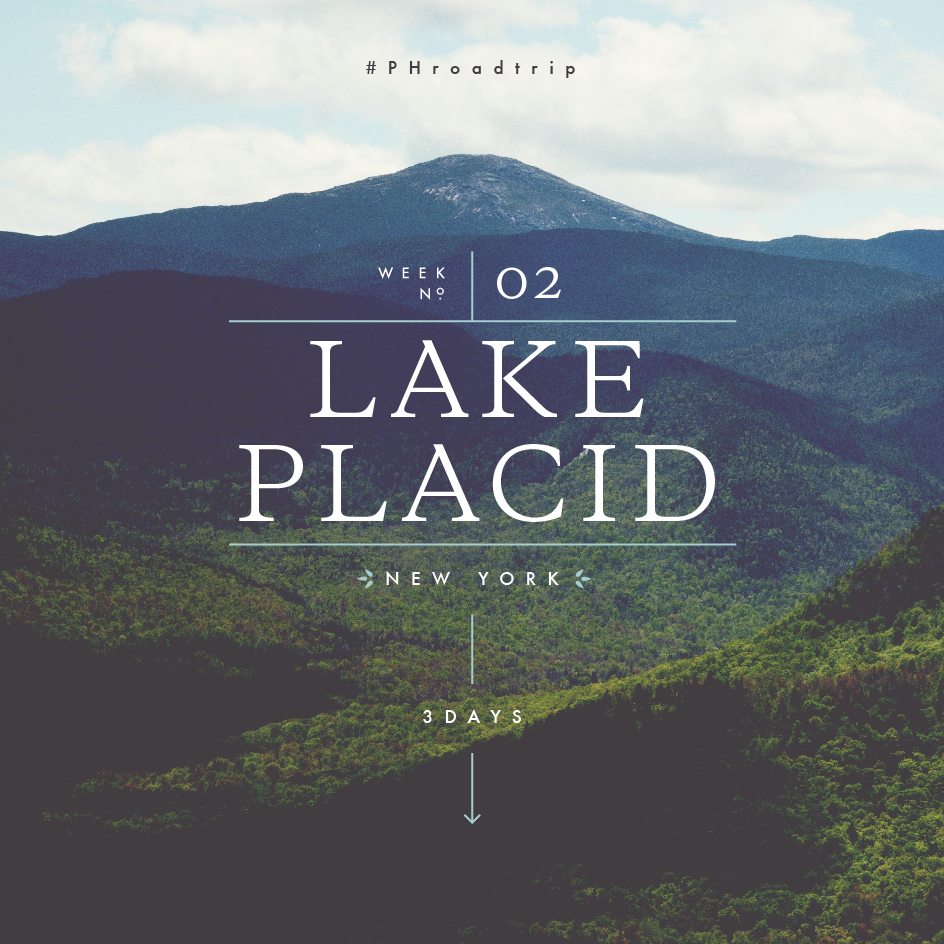 #PHroadtrip Week 2: Lake Placid to Waterville to Cleveland | picklesnhoney.com