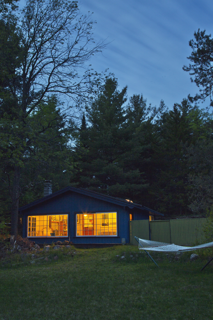 #PHroadtrip Week 2: Cottage in Lake Placid, NY | picklesnhoney.com
