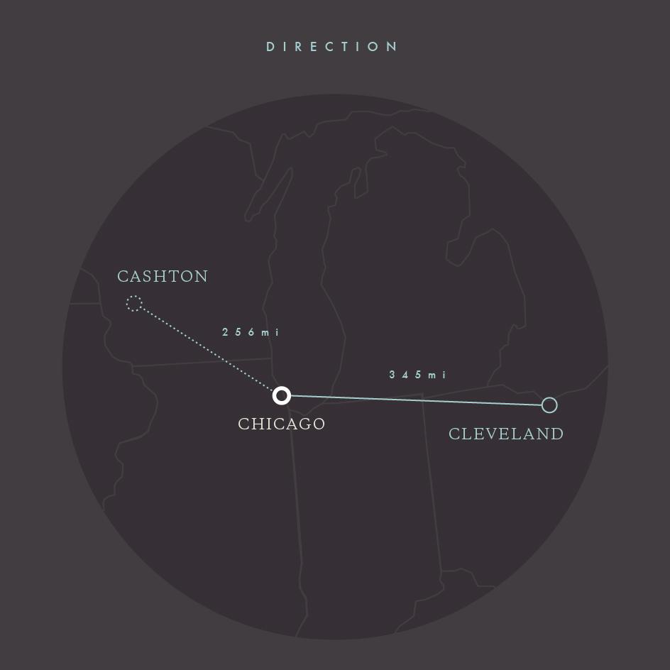 #PHroadtrip Week 3: Chicago to Cashton to Badlands | picklesnhoney.com