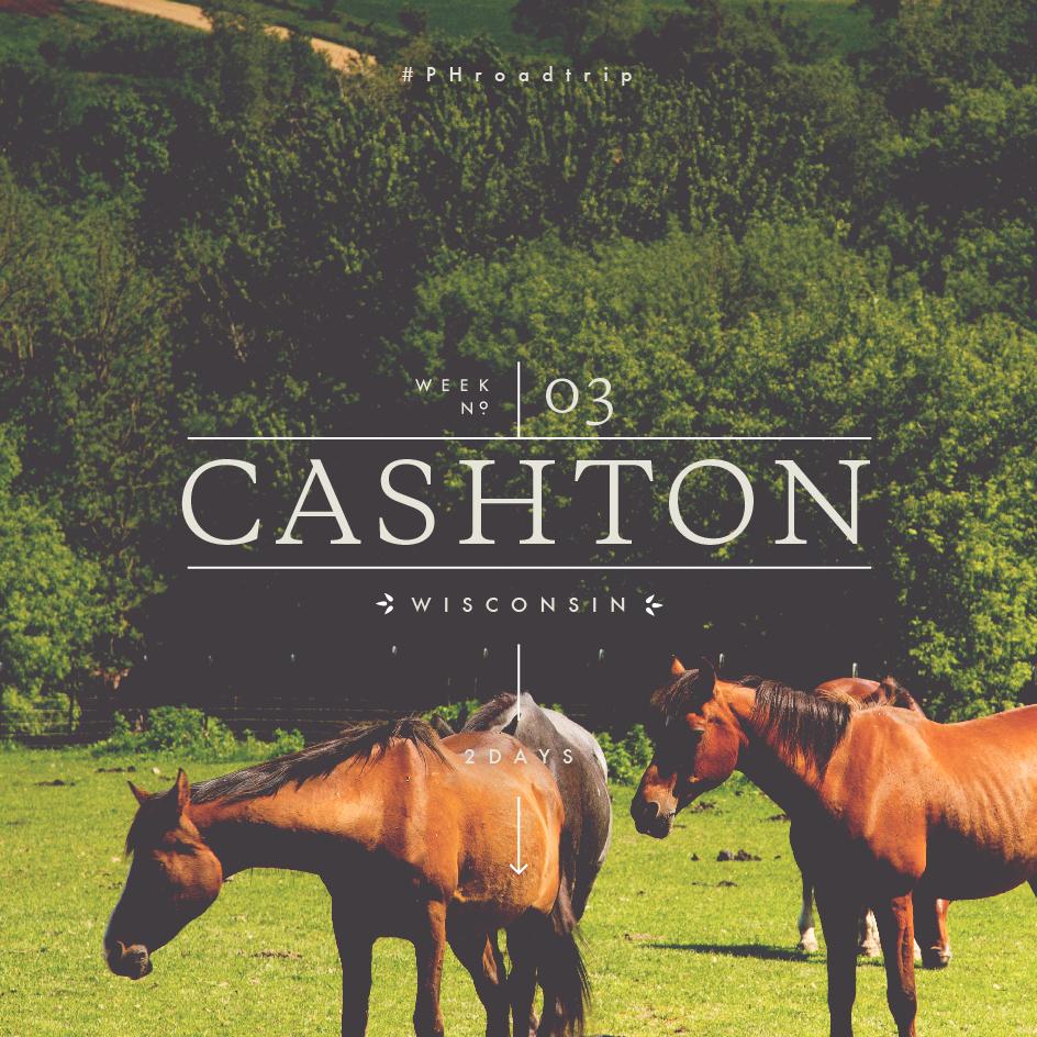 #PHroadtrip Week 3: Cashton, WI | picklesnhoney.com