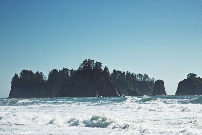 #PHroadtrip Week 9: Rialto Beach Olympic National Park, WA | picklesnhoney.com