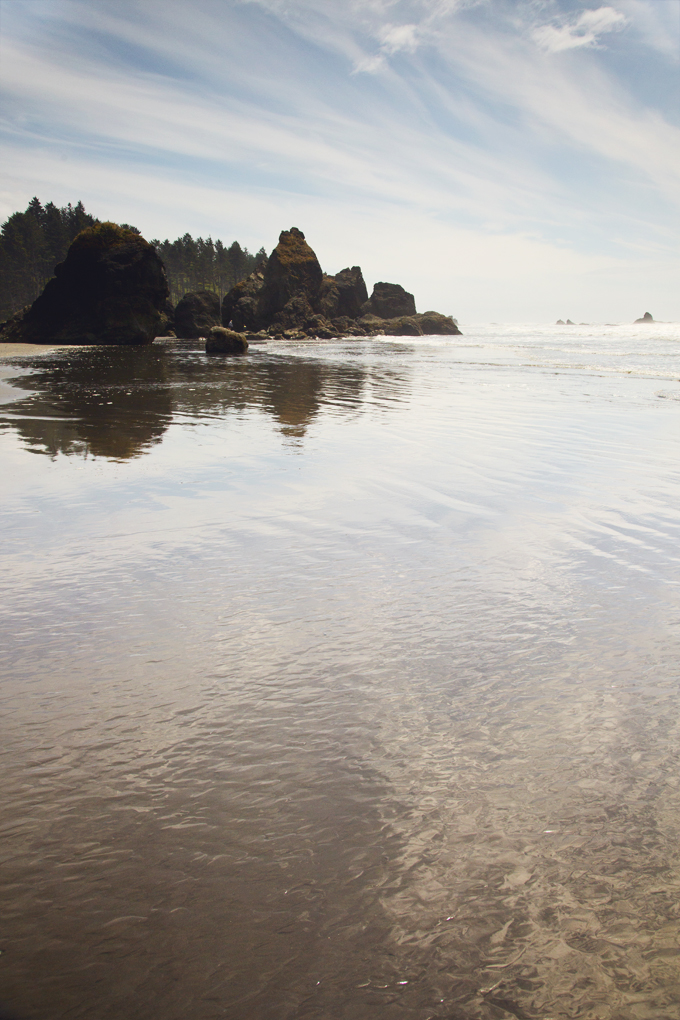 #PHroadtrip Week 9: Ruby Beach, WA | picklesnhoney.com