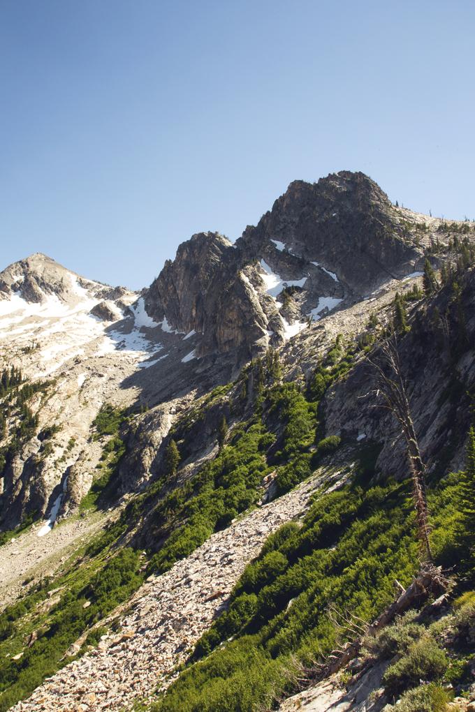 Sawtooth Mountains, ID | picklesnhoney.com #PHroadtrip