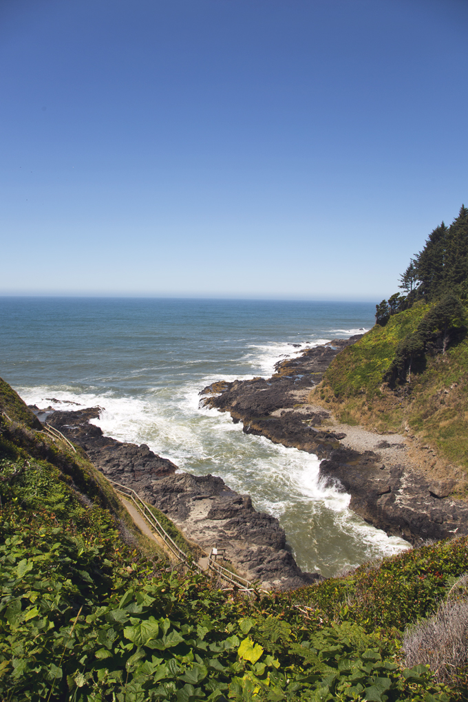 #PHroadtrip Week 11: Yachats, OR | picklesnhoney.com #roadtrip