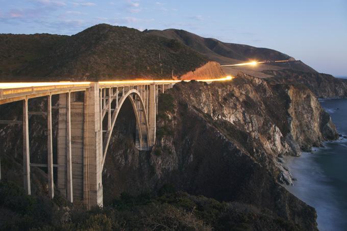 Bixby Bridge, Big Sur, CA | picklesnhoney.com #PHroadtrip #roadtrip #travel