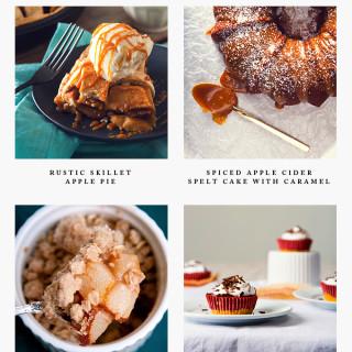 Favorite Vegan Holiday Dessert Recipes   picklesnhoney.com #vegan #dessert #recipe #christmas #holiday
