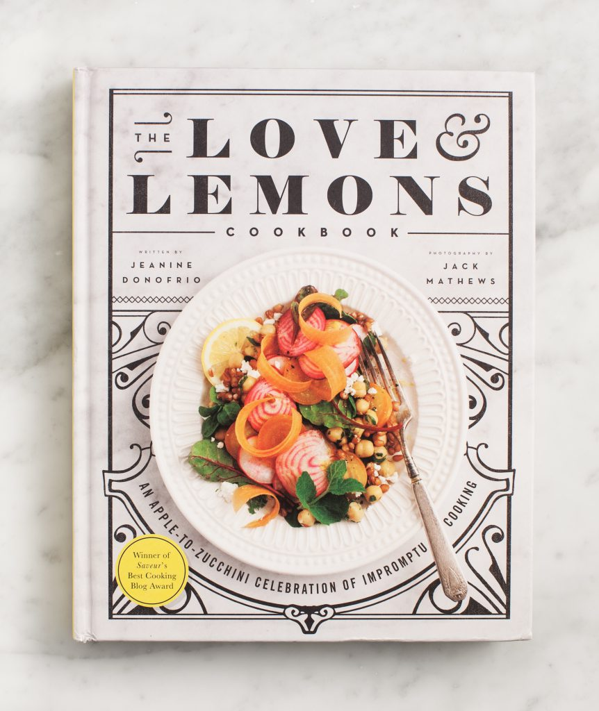 Carrot Gazpacho with Lemongrass from The Love & Lemons Cookbook (Vegan & Gluten-free) | picklesnhoney.com #vegan #glutenfree #loveandlemons #gazpacho