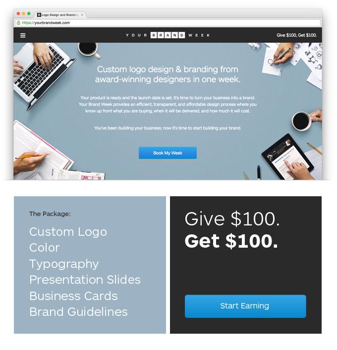 Custom Logo Design & Branding | yourbrandweek.com