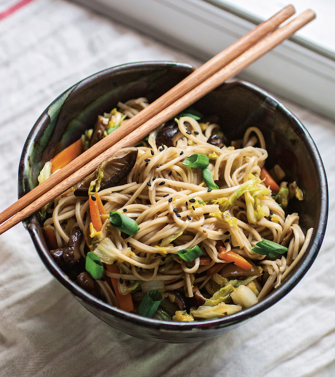 Better than takeout vegetable lo mein recipe better than takeout vegetable lo mein picklesnhoney lomein vegan forumfinder Images