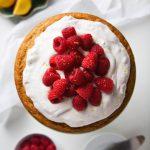 Simple Lemon Yogurt Cake | picklesnhoney.com #vegan #cake #lemon #dessert