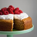 Vegan Lemon Yogurt Cake
