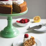 Simple Lemon Yogurt Cake
